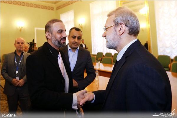 لاریجانی: وظیفه کشورهای اسلامی جلوگیری از اختلافات است