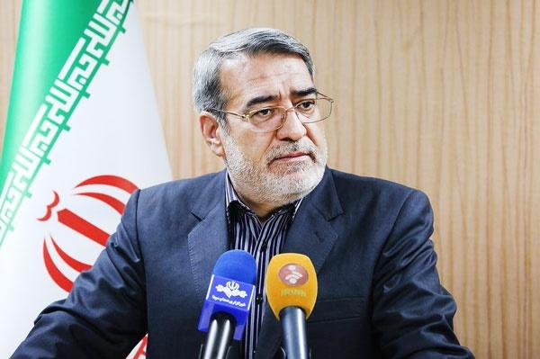 وزیر کشور: نیروی انتظامی در حوادث اخیر با تدبیر، مدارا و هوشمندی عمل کرد