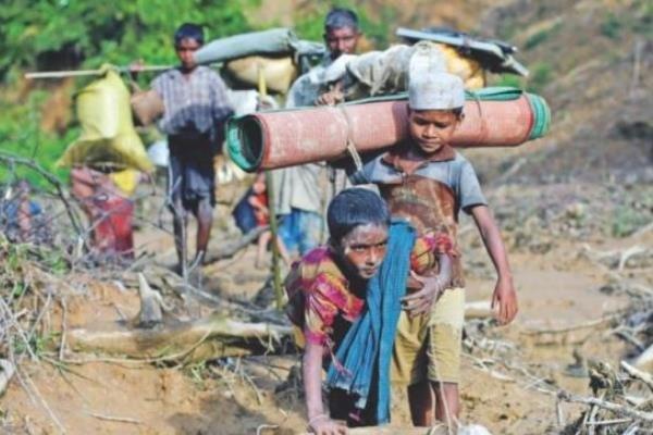 بودجه ۵ میلیون یورویی اتحادیه اروپا برای حمایت از مسلمانان روهینگیا حاضر در بنگلادش