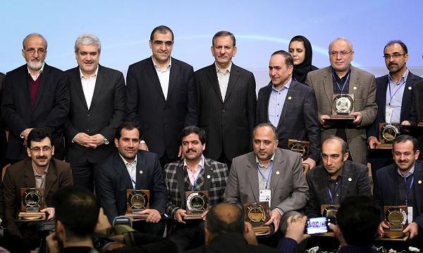 ممحقان برگزیده بیست و سومین دوره جشنواره رازی