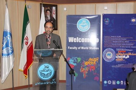افتتاحیه نخستین همایش بینالمللی گفتگوهای فرهنگی آسیایی