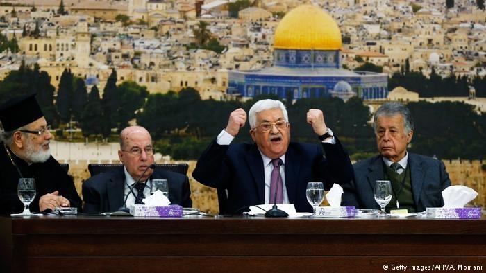 سازمان فتح خواستار تعلیق به رسمیت شناختن اسرائیل شد