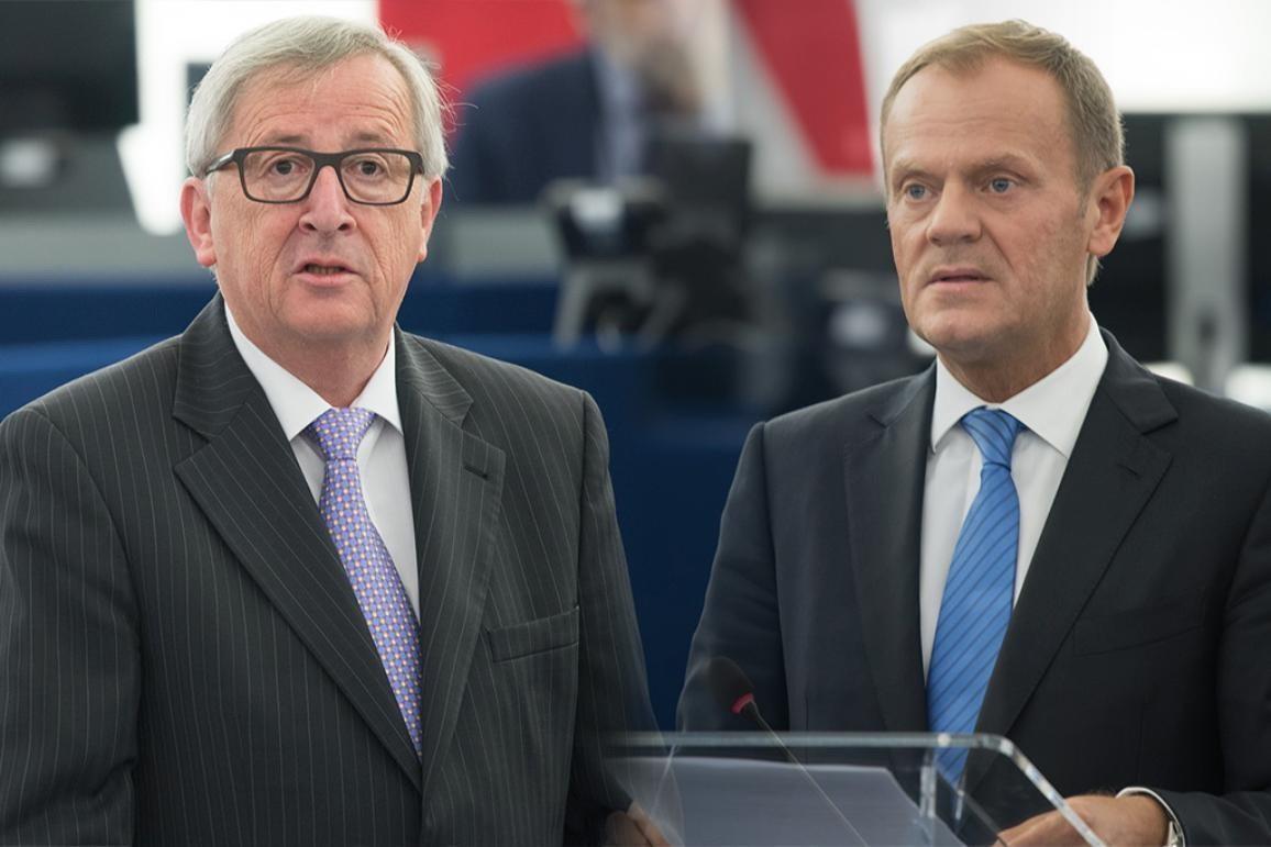 مسئولان اتحادیه اروپا: آغوش اتحادیه برای بازگشت انگلیس باز است