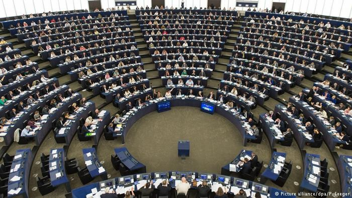 دفاع از برجام در جلسه پارلمان اروپا