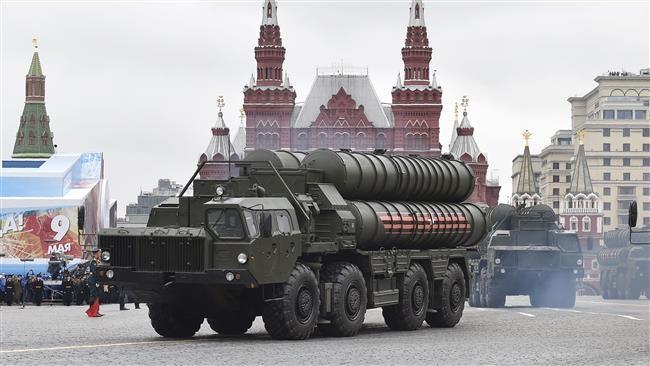 مسکو تحویل سامانههای «اس ۴۰۰» را به چین آغاز کرد