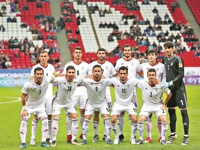 تیمهای ملی فوتبال