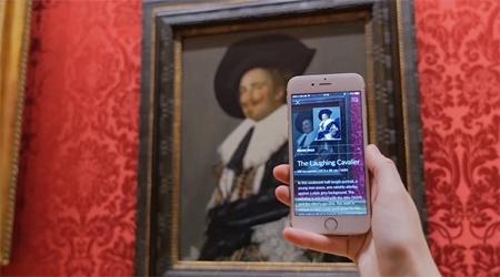 موزههای جهان را با موبایل بگردید!