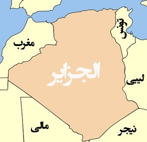 الجزائر در مرزهای خود با مغرب دیوار میکشد