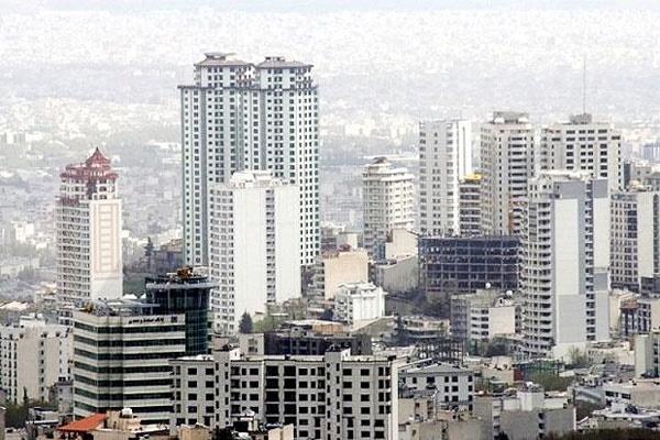 تراکم تهران
