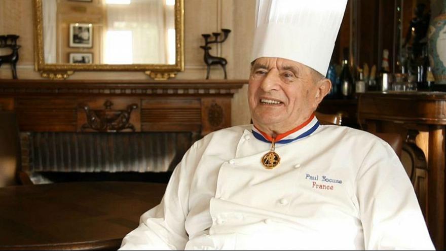 پل بوکوز سرآشپز معروف فرانسوی در سن ۹۱ سالگی درگذشت
