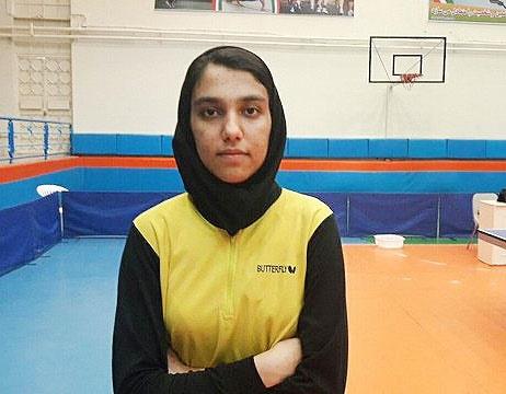 بازیکن تیم ملی پینگپنگ: التماس کردم | گفتند دختری؛ به جای ورزش درس بخوان