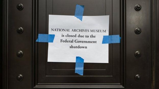 تکاپوی سنای آمریکا برای رفع بن بست مربوط به بودجه فدرال