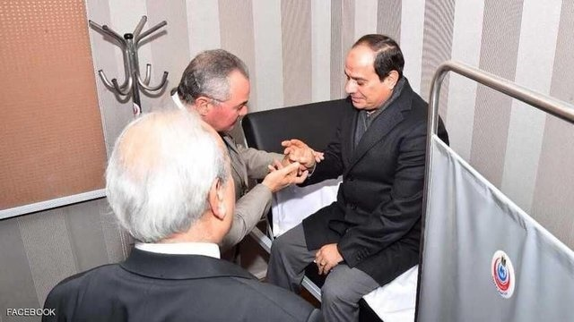عبد الفتاح السیسی نامزد انتخابات ریاست جمهوری مصر شد