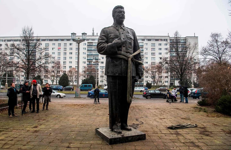 عکس روز: استالین در برلین