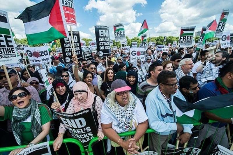 نتایج نظر سنجی | تصمیم ترامپ، فلسطینی ها را برای مقاومت مصمم تر کرده است