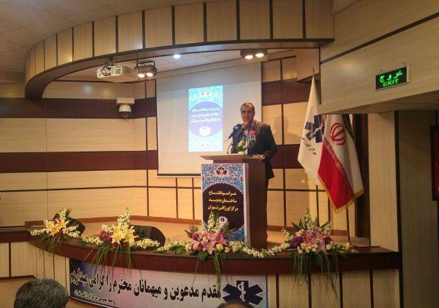 ۵ بالگرد جدید اورژانس هوایی در تهران مستقر میشوند