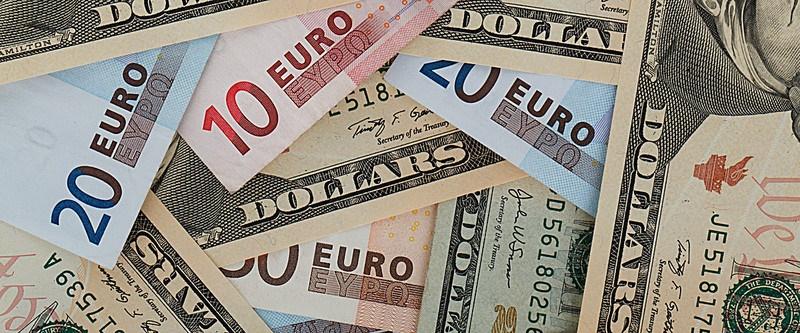 افزایش موارد کشف اسکناسهای تقلبی یورو در سال ۲۰۱۷