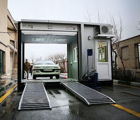 افتتاح ۷ واحد معاینه فنی سیار در تهران تا پایان نوروز