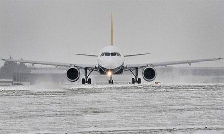 آخرین وضعیت پروازها در فرودگاههای تهران