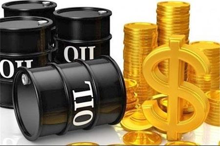 بهای نفت و طلا در بازارهای جهانی کاهش یافت