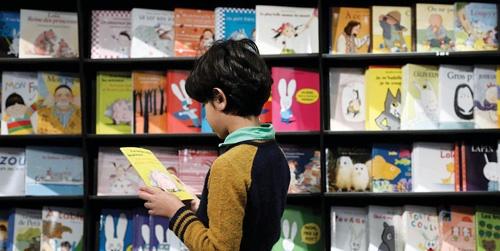 نوجوانان کتاب انتخاب میکنند!
