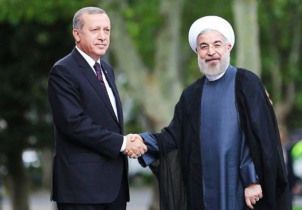 دیدار روحانی و اردوغان   تهران علاقهمند به توسعه روابط با ترکیه در همه عرصههاست