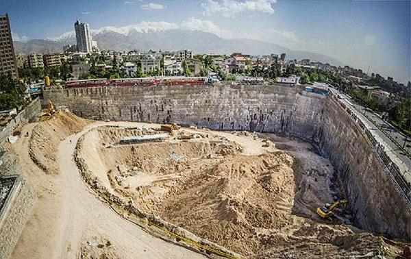گودهای خطرناک تهران