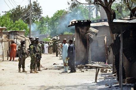 ۱۱ کشته در حمله انتحاری به مسجدی در شمال شرق نیجریه