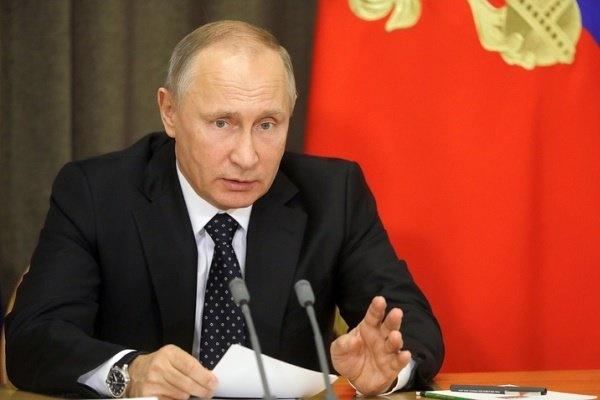 ولادیمیر پوتین: ملت سوریه خود سرنوشت خویش را تعیین میکند