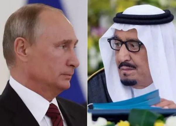 روسیه و عربستان