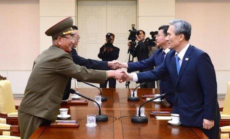 کره شمالی پیشنهاد سئول برای آغاز مذاکرات دوجانبه را پذیرفت