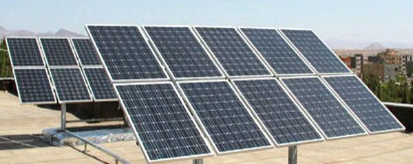 ظرفیت بالای تولید انرژی خورشیدی در قم