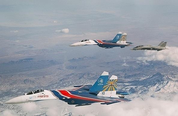 واکنش روسیه به رهگیری جنگنده های این کشور توسط هواپیماهای ناتو