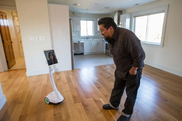 رباتها مشاور املاک میشوند