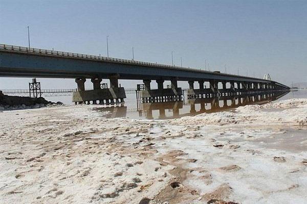 کاهش بارندگی در حوضه دریاچه ارومیه طی ۶۷ سال گذشته بیسابقه است
