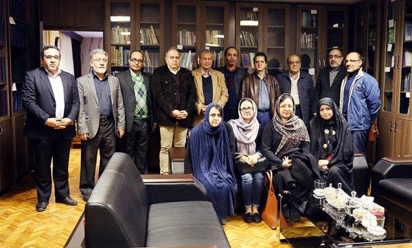 قول مساعدت وزیر کار به انجمن صنفی روزنامهنگاران استان تهران