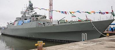 چهل و نهمین ناو گروه نیروی دریایی ارتش به کشور بازگشت