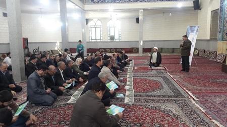 برگزاری بیش از ۱۰۰ کارگاه و جلسه آموزشی ۱۸۸۸از ابتدای سال درمنطقه