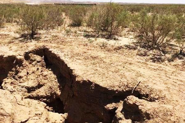 ۳۰ درصد دشتهای کشور درگیر زمینلرزه خاموشند