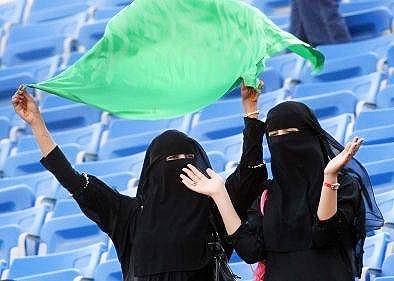 جمعه تاریخی برای زنان ورزشدوست عربستانی؛ آنها به ورزشگاه میروند