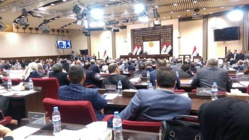 درگیری موجب تعطیلی جلسه پارلمان عراق شد