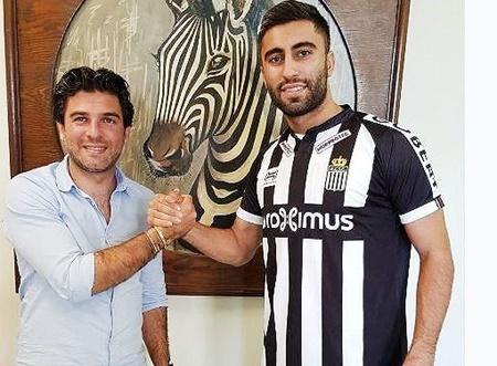 باشگاه شارلوا: کاوه فروشی نیست؛ حتی ده میلیون یورو