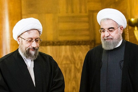 نامه 40 نماینده به روحانی و آملی لاریجانی برای آزادی بازداشتشدگان اعتراضات اخیر