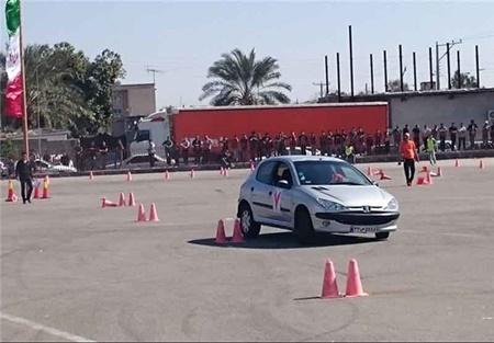 برترین های مرحله نهایی اتومبیلرانی اسلالوم قهرمانی کشور معرفی شدند