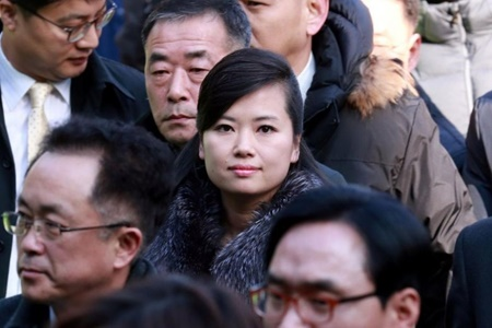 هیات رسمی کره شمالی وارد سئول شد