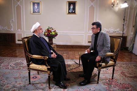مشروح گفتگوی زنده تلویزیونی رئیس جمهور