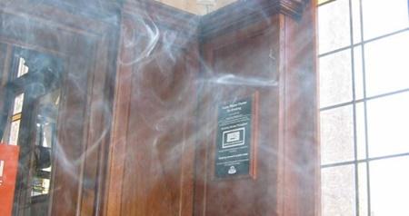 نکته بهداشتی: آلودگی هوای درون خانه