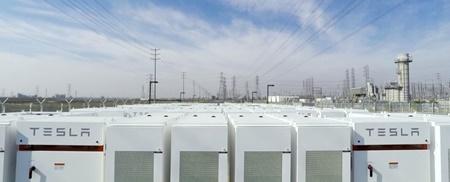 سود یک میلیون دلاری باتری تسلا در دو روز