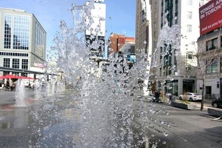 فروش آب در آفریقای جنوبی اینترنتی شد