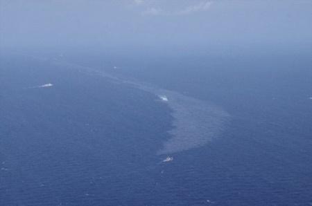 آلودگی نفتی سانچی تا چه وسعتی گسترش خواهد یافت؟